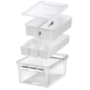 SmartStore Home Storage Box 15 with Inserts