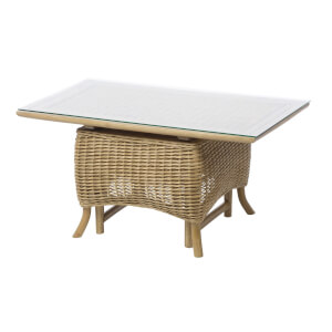 Centurion Woven Adjustable Coffee Table