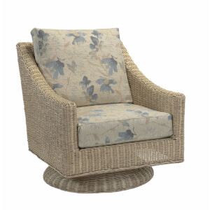 Clifton Swivel Chair In Oasis