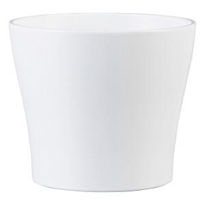 Plant Pot - White - 17cm