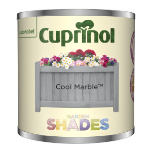 Cuprinol Garden Shades Tester - Cool Marble - 125ml