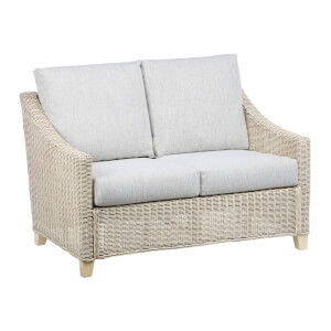 Dijon 2 Seater Sofa Sofa In Pebble