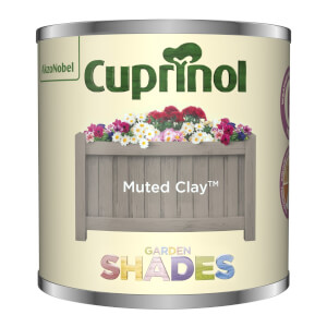 Cuprinol Garden Shades Tester - Muted Clay - 125ml