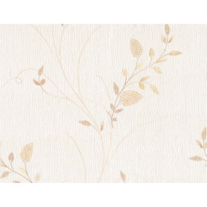 Belgravia Decor Tilly Natural Trail Wallpaper