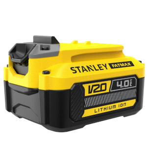 STANLEY FATMAX V20 18V 4Ah Battery (SFMCB204-XJ)