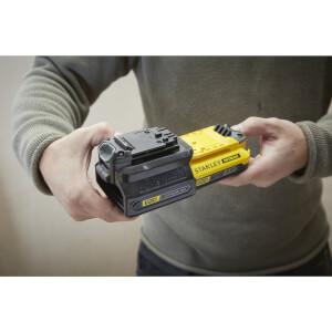 STANLEY FATMAX V20 18V Battery Adapter (SFMCB100-XJ)