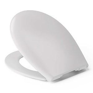 Cedo Soft Close Plastic Toilet Seat - White
