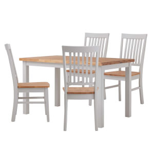 Henlow 4 Seater Dining Set