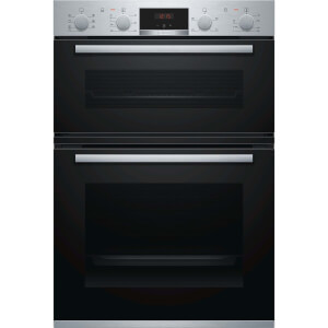 Bosch MBS533BS0B Series 4 Double Built-in Oven
