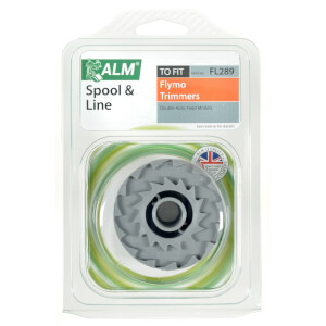 ALM FL289 Replacement Spool & Line - Flymo Trimmers