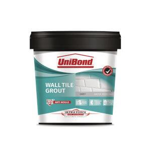UniBond UltraForce Wall Tile Grout Grey 1.38kg