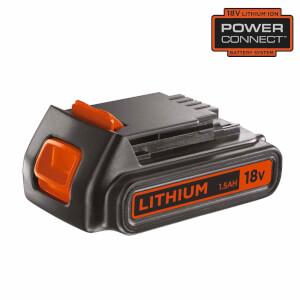 BLACK+DECKER 18V 1.5Ah Battery (BL1518-XJ)