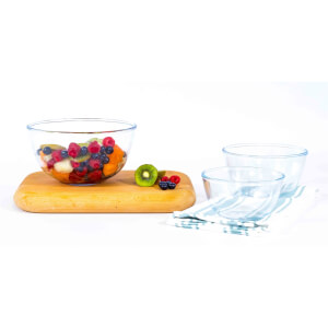 Pyrex Classic Mixing Bowls - Set of 3