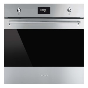 Smeg SF6301TVX 60cm Classic Single Oven - Stainless Steel