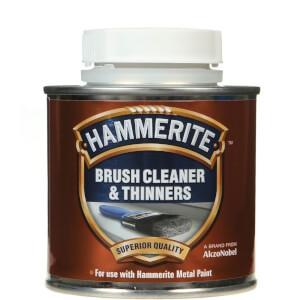 Hammerite Brush Cleaner & Thinner - 250ml