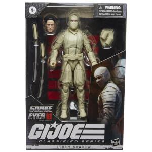 Hasbro G.I. Joe Classified Series Storm Shadow Action Figure