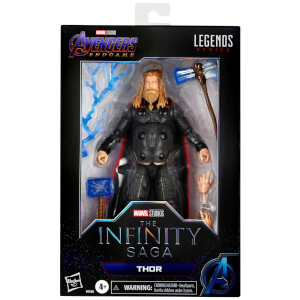 Hasbro Marvel Legends Series 6-inch Avengers Endgame Thor Action Figure
