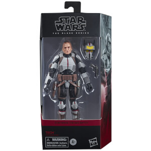 Hasbro Star Wars The Black Series The Bad Batch Tech Action Figure