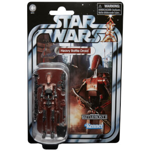 Hasbro Star Wars The Vintage Collection Gaming Greats Heavy Battle Droid Action Figure
