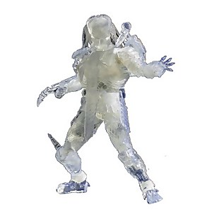 HIYA Toys Alien Vs. Predator Invisible Scar Predator Exquisite Mini 1/18 Scale Figure