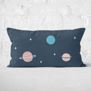 I Love You To The Moon And Back Rectangular Cushion