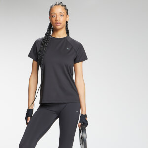 MP Women's Repeat MP Training T-Shirt - Black