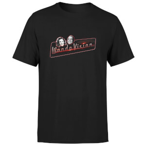 WandaVision Men's T-Shirt - Black