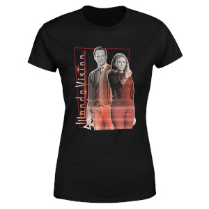 WandaVision Women's T-Shirt - Black