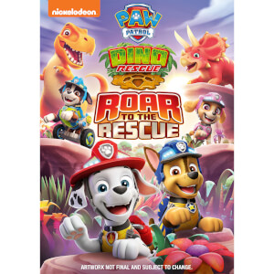 PAW Patrol: Dino Rescue: Roar To The Rescue