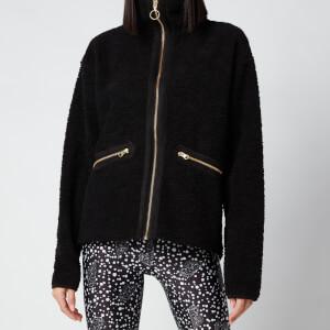 H2OFagerholt Women's Yin and Yang Pile Jacket - Black