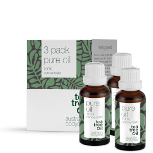 Australian Bodycare Pure Oil Set 3 x 30ml