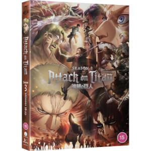 Attack on Titan - Complete Season 3