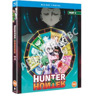 Hunter X Hunter Set 5 (Episodes 119-148)