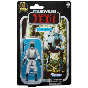 Hasbro Star Wars The Vintage Collection AT-ST Driver Action Figure