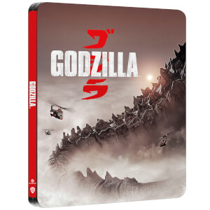 Godzilla 4K Ultra HD Zavvi Exclusive Steelbook (Includes 2D Blu-ray)