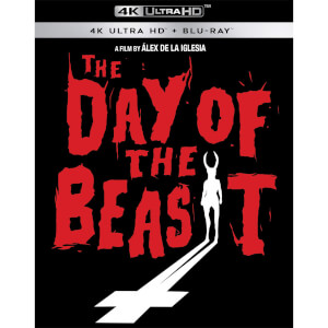 The Day Of The Beast - 4K Ultra HD (Includes Blu-ray)