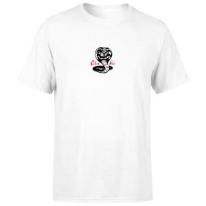 Cobra Kai Snake Unisex T-Shirt - White