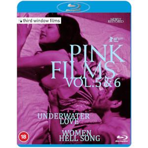 Pink Films Vol. 5 & 6