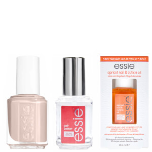essie Core Essentials Kit - Ballet Slippers