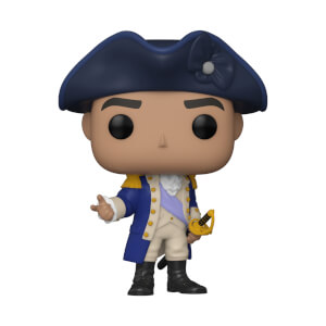 Hamilton George Washington Funko Pop! Vinyl