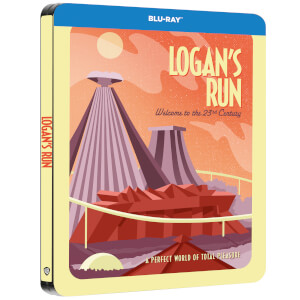 Logan's Run - Zavvi Exclusive Sci-fi Destination Series #3 Steelbook