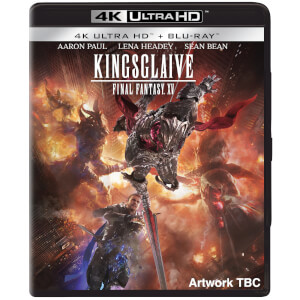 Kingsglaive: Final Fantasy XV - 4K Ultra HD (Includes Blu-ray)