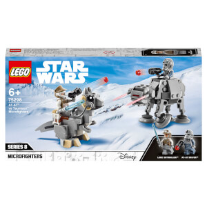 LEGO Star Wars: AT-AT vs. Tauntaun Microfighters Set (75298)