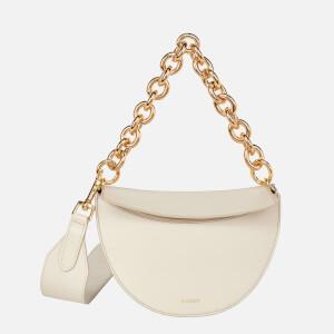 Yuzefi Women's Doris Leather Bag - Oatmeal