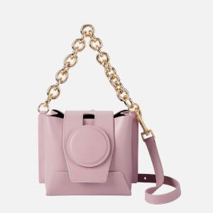 Yuzefi Women's Daria Leather Bag - Iris