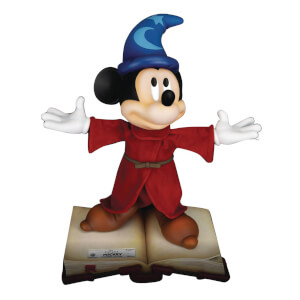 Beast Kingdom Fantasia The Sorcerer's Apprentice Master Craft Statue