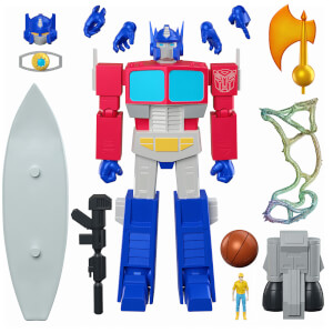 Super7 Transformers ULTIMATES! Figure - Optimus Prime