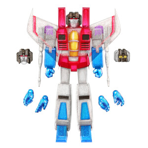 Super7 Transformers ULTIMATES! Figure - Ghost of Starscream