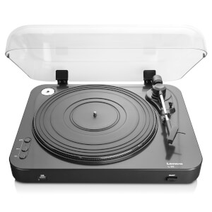 Lenco L-85 USB Turntable with Direct Recording - Black