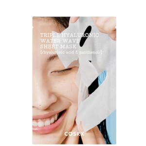 COSRX Triple Hyaluronic Water Wave Sheet Mask 20ml